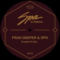 [SPA160] FRAN DEEPER & DARK PUNK HIPPIES - Terapias de Spa (Original Mix)