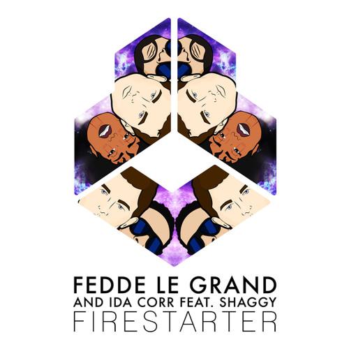 Firestarter fedde le grand