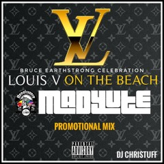 LOUIS V ON THE BEACH (SUMMER PARTY PROMO MIX) - JULY 2021