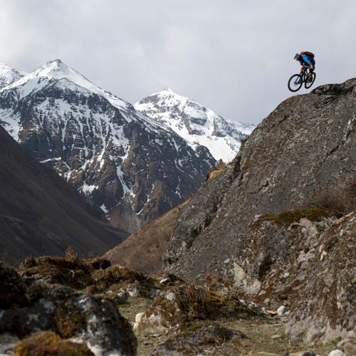 Talk Travel Asia - Ep. 106: Mountain Biking in Bhutan with Darren Berrecloth