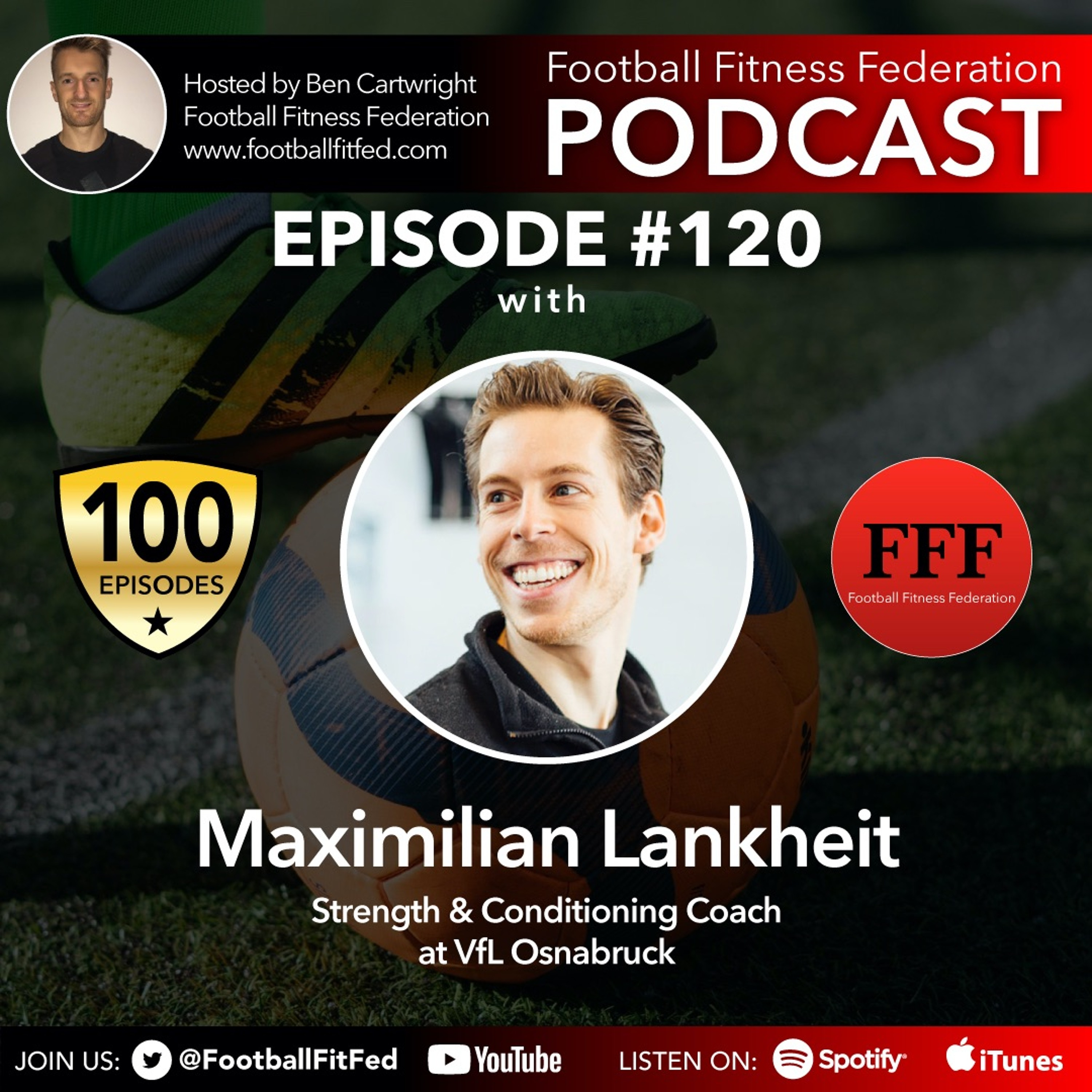 """#120 """"Becoming An Effective Leader"""" With Maximilian Lankheit"""