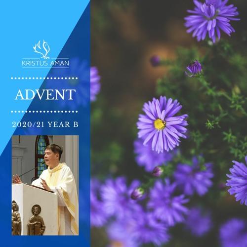 Daily Gospel Reflexions by Fr Michael Chua - Advent (Year B) 2020/21