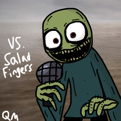 Beware | FNF Vs Salad Fingers | by Aight !