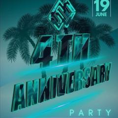 MVMT 4th Anniversary Party - **NOT CLEAN** - house / hip-hop / EDM