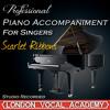 Scarlet Ribbons ('I Dreamed a Dream & Susan Boyle' Piano Accompaniment) [Professional Karaoke Backing Track]