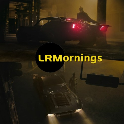 The New Batmobile Looks F***ing Awesome! | LRMornings
