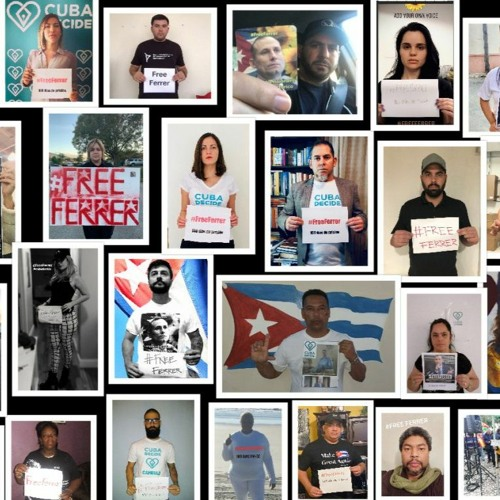 """Palabras de José Daniel Ferrer, tras su liberación, a los oyentes de """"Cubano Confesante"""""""