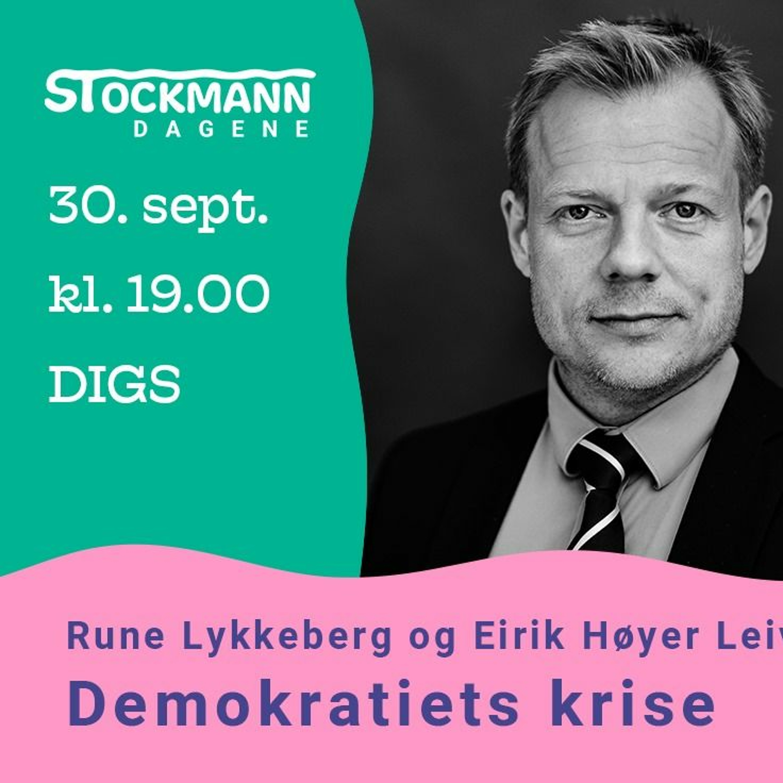 Demokratiets krise - Lykkeberg og Leivestad