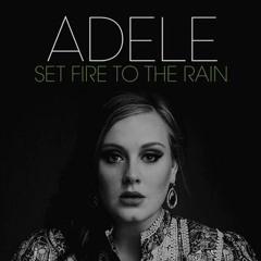 Adele X Redondo & Voost - Love Like Fire To The Rain (Wilki-G Mashup) FREE DOWNLOAD