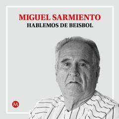 Miguel Sarmiento. Récord fantástico