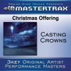 Christmas Offering (High with background vocals) ([Performance Track])