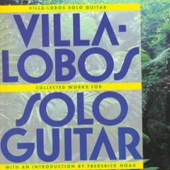 Etude #1 Villa-Lobos