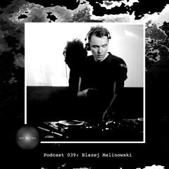 Art Bei Ton Podcast 039: Blazej Malinowski