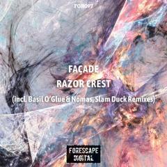 Façade —Razor Crest (incl. Basil O'Glue & Nomas, Slam Duck Remixes)