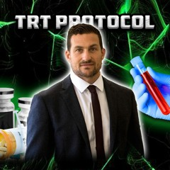 Andrew Huberman Describes His TRT Protocol And What Effects He Noticed