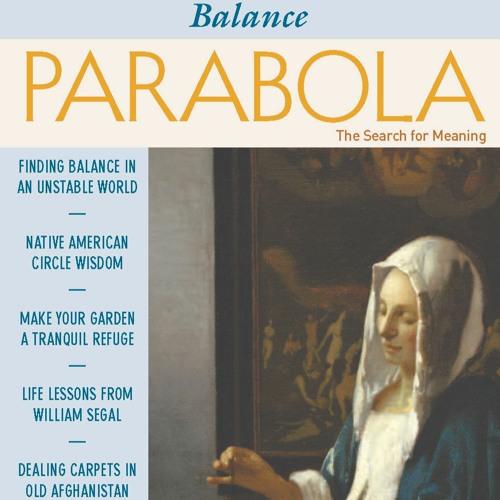 Parabola Podcast Episode 47: Balance