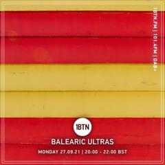 Balearic Ultras - 27.09.2021