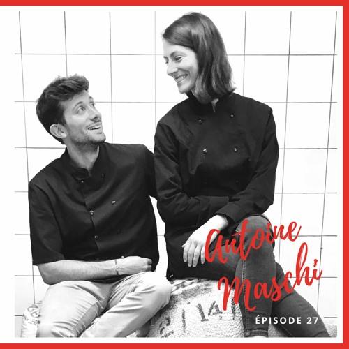 #27 - Antoine Maschi - Co-fondateur du chocolatier artisanal, bio et éthique : Encuentro