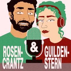Rozencrantz & Guildenstern aflevering 1: Theater in coronatijden.