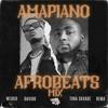 Download Amapiano Mix 2021 | Afrobeats Edition Ft MajorLeague Djz Wizkid Davido Mp3