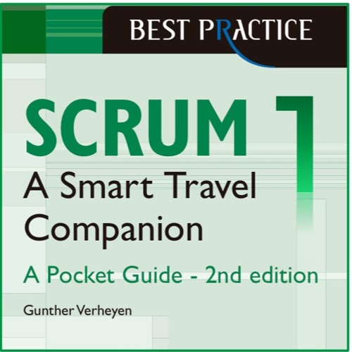 "Gunther Verheyen reads his book ""Scrum - A Pocket Guide"" in Daily Scrum Pocketcasts - Episode 1"