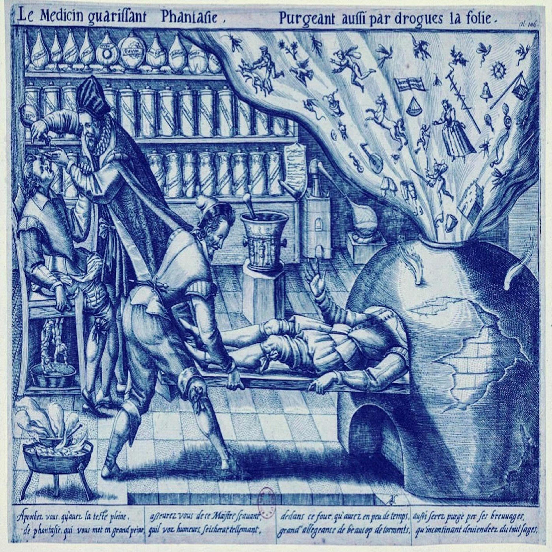 Det alkemiska arbetets redskap #5