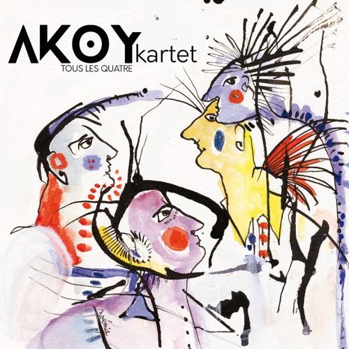 """Akoy Kartet """"Tous les Quatre"""""""