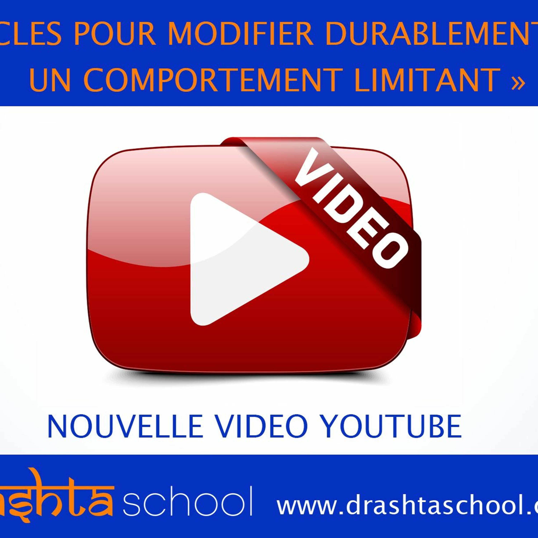 PTV228 - 3 ETAPES POUR MODIFIER DURABLEMENT UN COMPORTEMENT LIMITANT