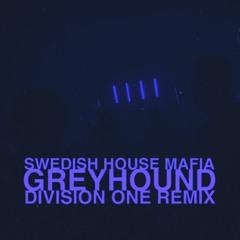 Swedish House Mafia - Greyhound (Division One 2K21 Edit)