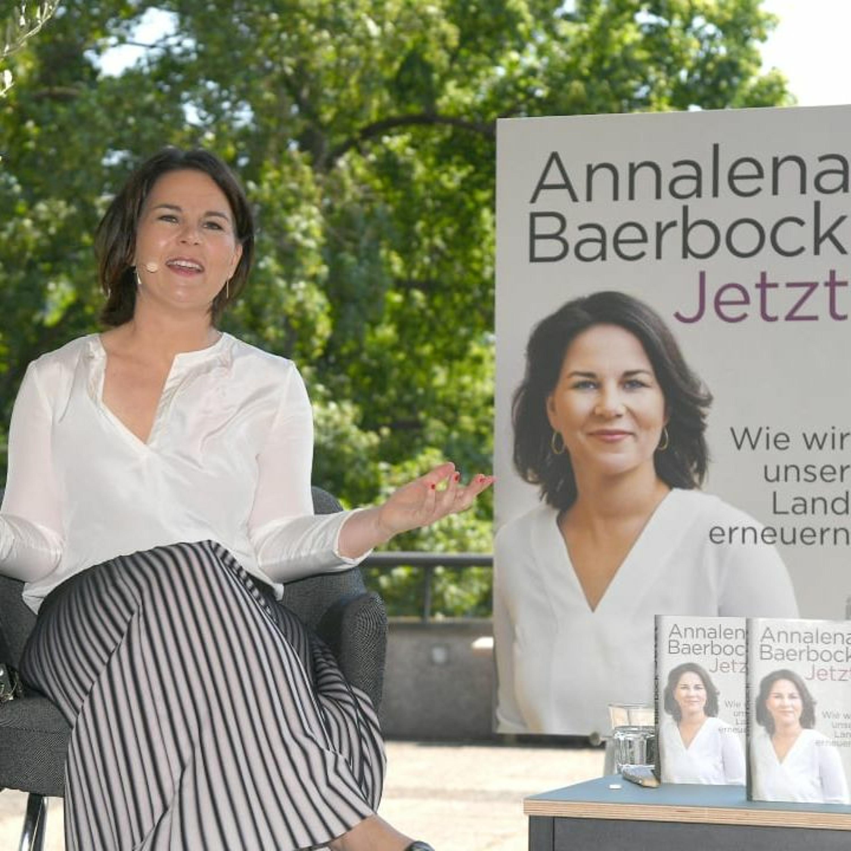 Episode 96. Sommerskravling fra Tyskland. De grønne og valgkampen.