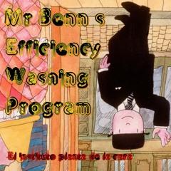 Mr Benn's Efficiency Washing Program