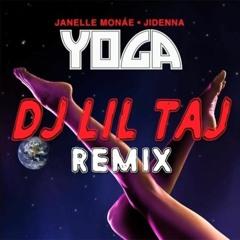 DJ TAJ - YOGA (Remix)