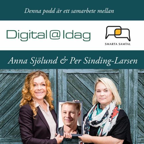 Digital@Idag I Smarta samtal #10 Resor i tid och rum när musikbranschen digitaliseras