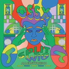 OSSX - Split Wig - ALLERGYFREE019
