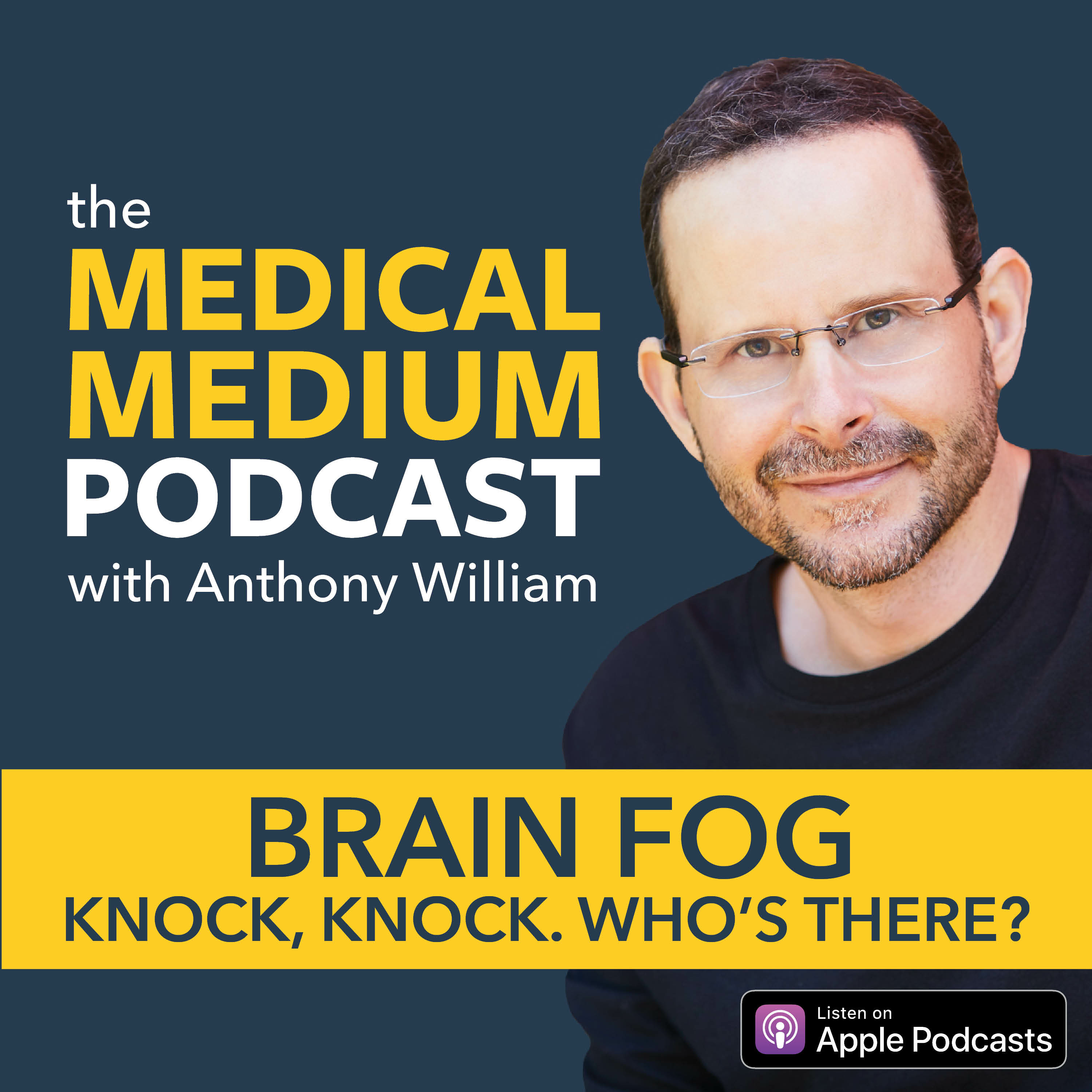 009 Brain Fog: Knock, Knock. Who's There?