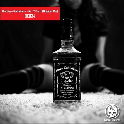 BK034 The Disco Godfathers - NO.17 Craft (Original Mix) Image