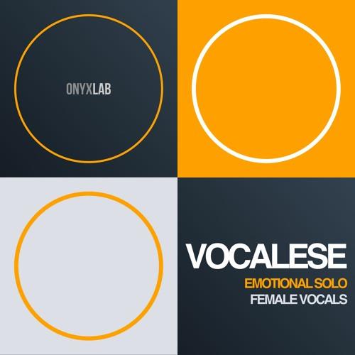 VOCALESE: Emotional Solo Female Vocals