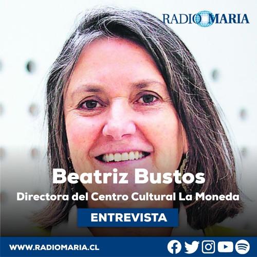Entrevista destacada Contigo en Casa: Beatriz Bustos