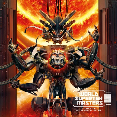 VA - World Supertek Masters 5 [HTJP-0016]