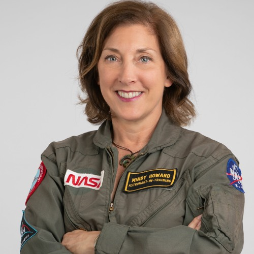 Mindy Howard: 'People didn't take my dream of becoming an astronaut seriously. Now it's coming true'