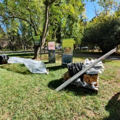 40 hogares de Valle Medio ya cuentan con las herramientas para crear su propio invernadero