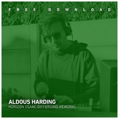 FREE DOWNLOAD: Aldous Harding - Horizon (Isaac Differding Rework)