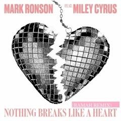 Nothing Breaks Like a Heart (Remix)