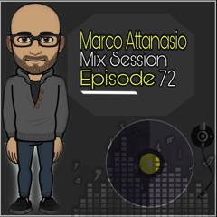 Marco Attanasio Mix Session Episode 72 Twitch Livestream Session Techno,Melodic,Electro