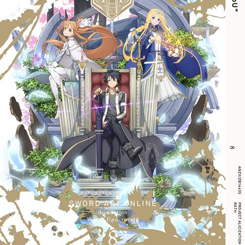 Shining in The Worlds by Kirito, Asuna, Alice, Eugeo, Leafa, Sinon