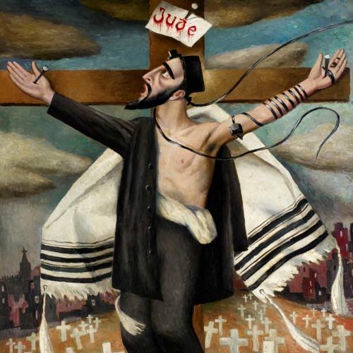 Emmanuel Levy Crucifixion