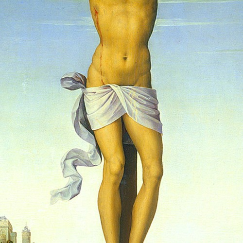 crucifixion (perugino)