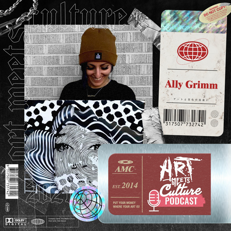 Episode 38: Ally Grimm