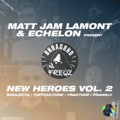 Matt Jam Lamont, Echelon, Soulecta - Need A Friend (Undagrnd Freqz)