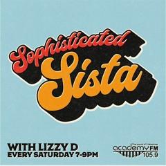 Sophisticated Sista Radio Show No 2